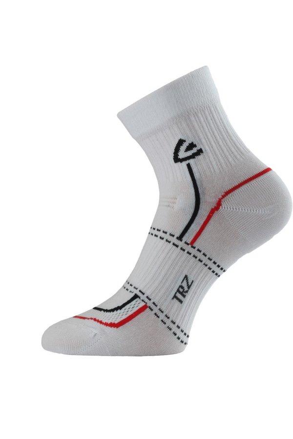 Bílé pánské ponožky Lasting