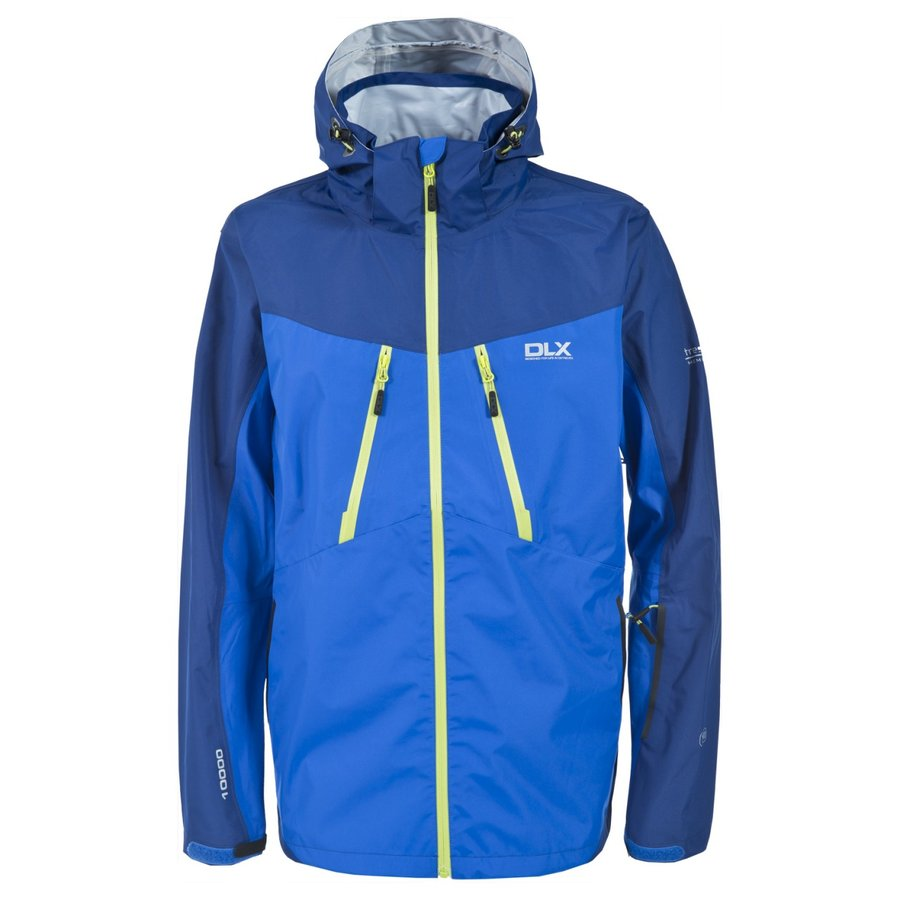 Modrá nepromokavá pánská bunda Trespass - velikost XL