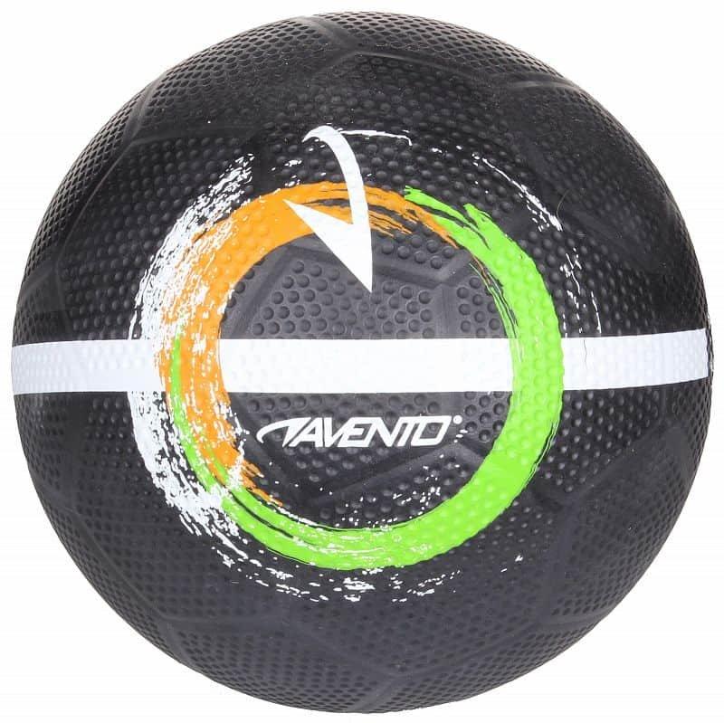 Fotbalový míč - Street Football II fotbalový míč barva: červená;velikost míče: č. 5