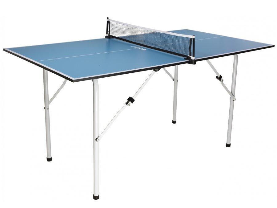 Modrý mini stůl na stolní tenis Stiga