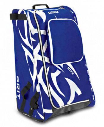 Hokejová taška - Taška GRIT HTFX Hockey Tower Senior Toronto Barva: modro-bílá (Toronto)