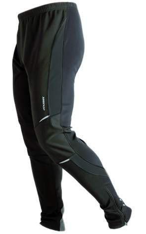 Černé pánské kalhoty Axon - velikost M