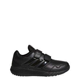 Černé dětské tenisky Adidas - velikost 33 EU