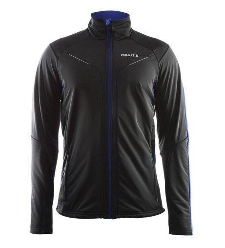 Modrá pánská bunda na běžky Craft - velikost M