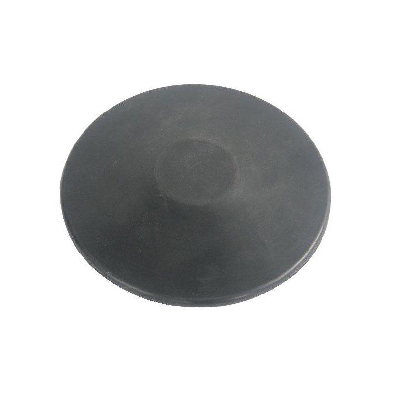 Gumový závodní atletický disk Sedco - 1,5 kg