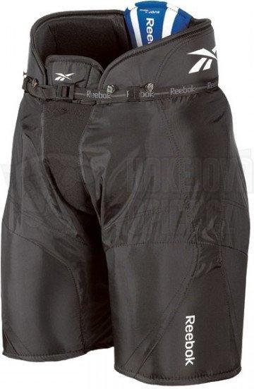 Černé hokejové kalhoty - junior Reebok - velikost L