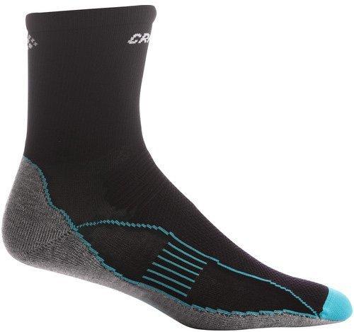 Černé unisex běžecké ponožky Active, Craft - velikost 37-39 EU