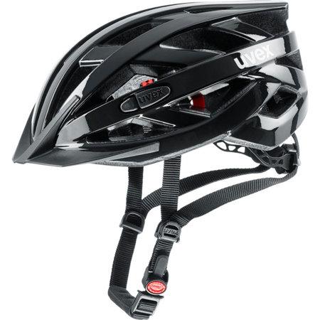 Černá cyklistická helma Uvex - velikost 52-57 cm