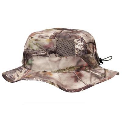 Maskáčový lovecký klobouk Solognac