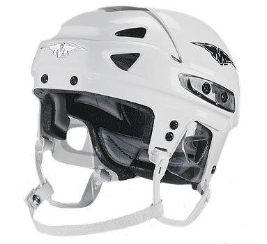 Modrá hokejová helma Intake, Mission - velikost 55-59 cm