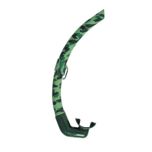 Zelený šnorchl Zoom Mimetic, Omer