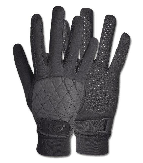 Jezdecké rukavice - Waldhausen Rukavice Julia ELT zimní Velikost: M