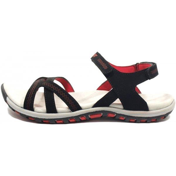 Černé dámské sandály Acer - velikost 36 EU