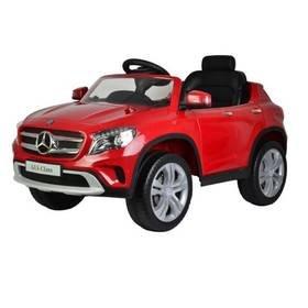 Červené dětské elektrické autíčko Mercedes-Benz GLA, Buddy Toys