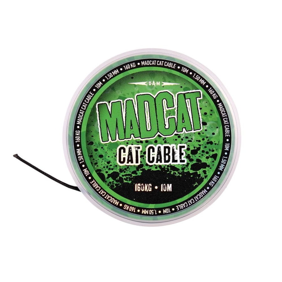 Splétaná šňůra MADCAT - délka 10 m