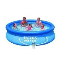 Nadzemní nafukovací kruhový bazén INTEX - průměr 305 cm a výška 76 cm