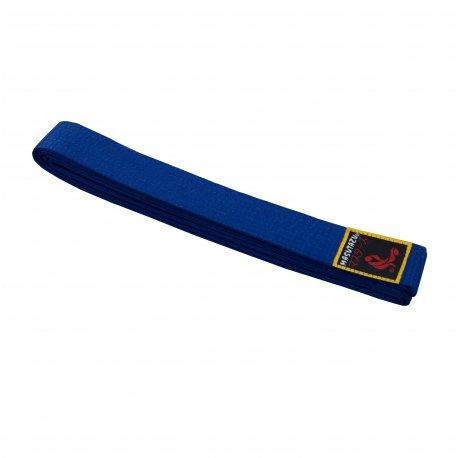Modrý judo pásek MASUTAZU