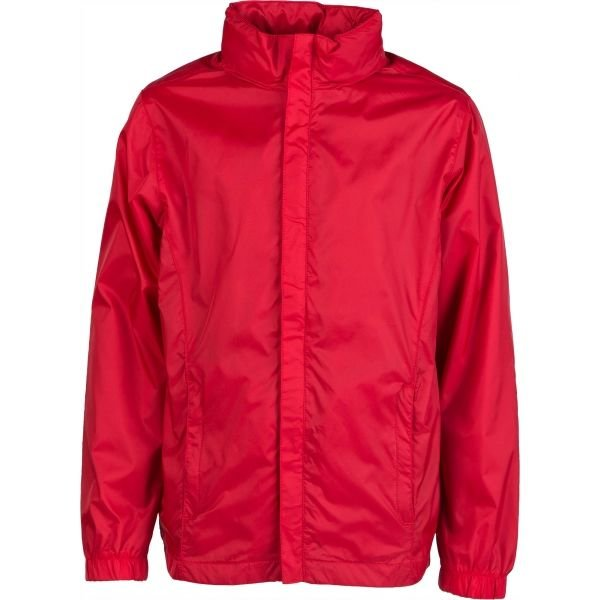 Červená chlapecká bunda Kensis