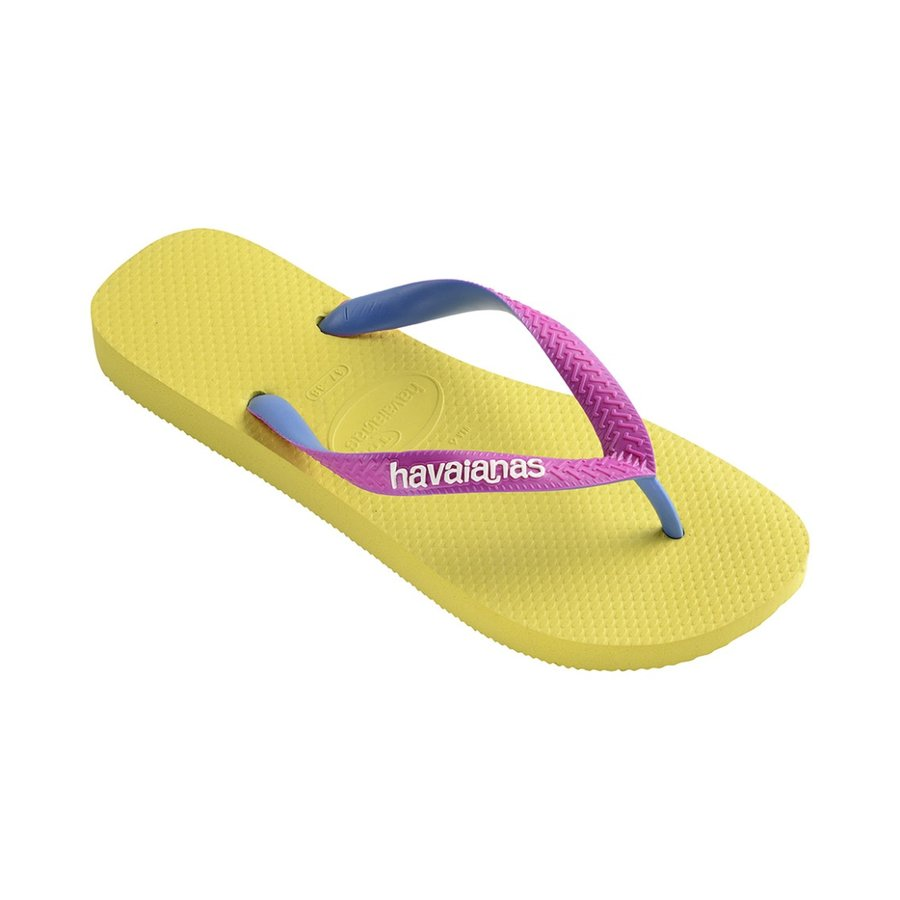 Žluté pánské žabky Havaianas - velikost 37-38 EU