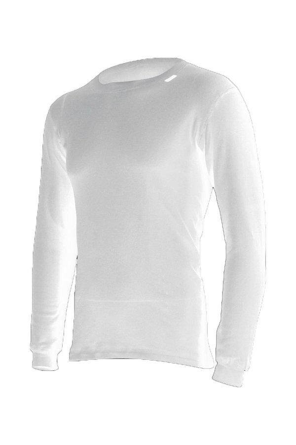 Bílé pánské funkční tričko Lasting