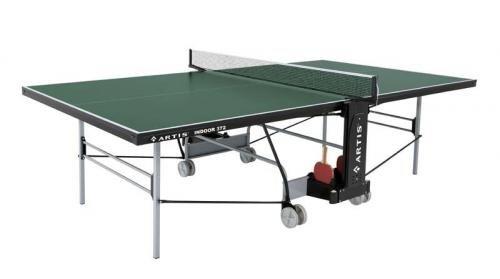 Zelený vnitřní stůl na stolní tenis 372, Artis