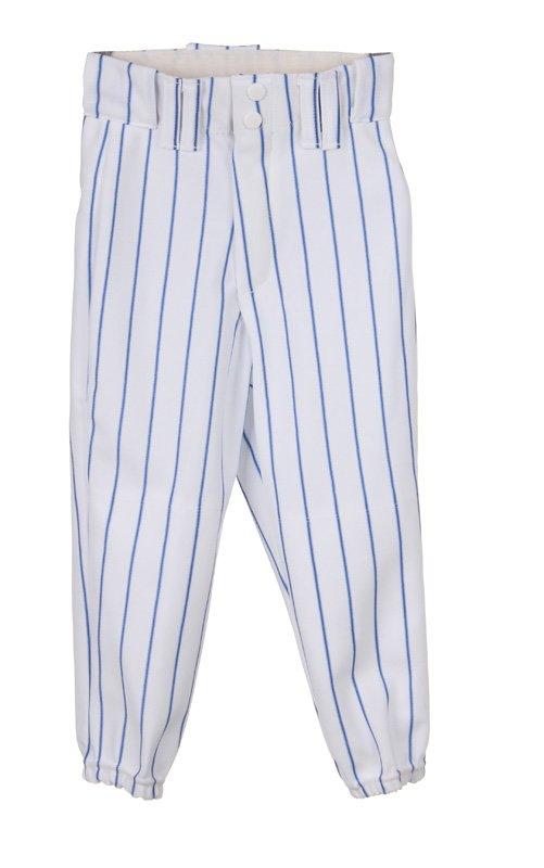 Bílo-modré dětské baseballové kalhoty YBP/BP, Pro Nine