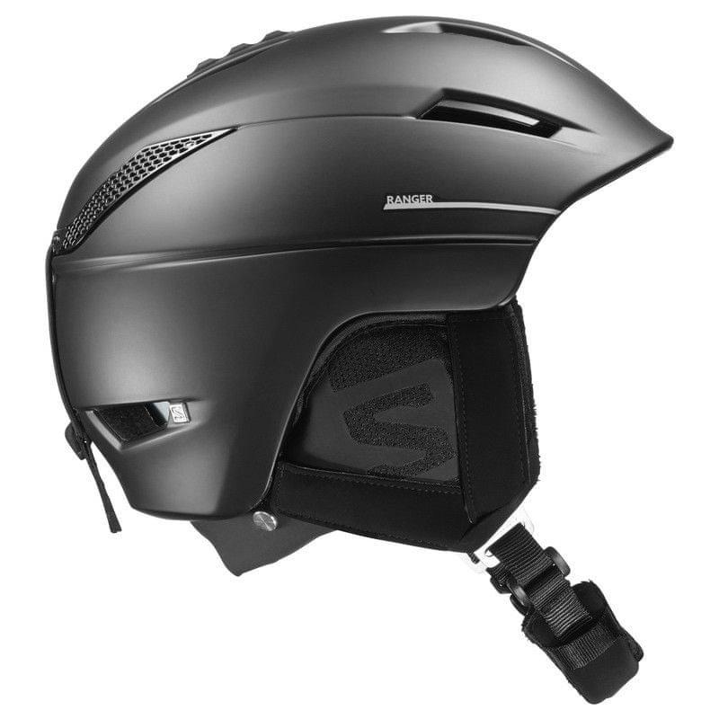 Černá pánská lyžařská helma Salomon