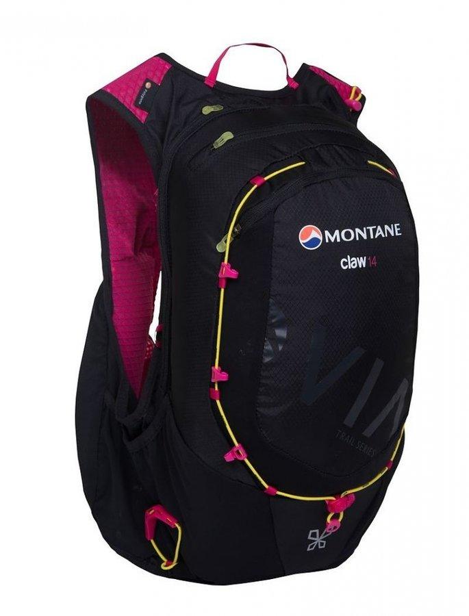 Černý běžecký batoh Via Claw, Montane - objem 14 l