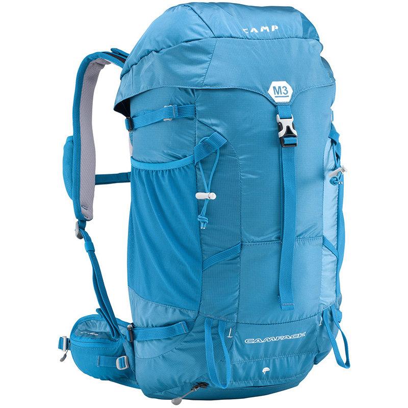 Modrý horolezecký batoh Camp - objem 30 l