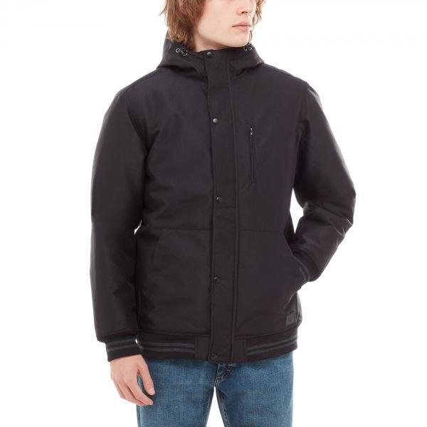 Černá zimní pánská bunda Vans