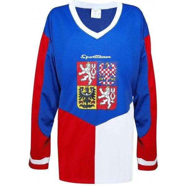 Modrý hokejový dres SportTeam