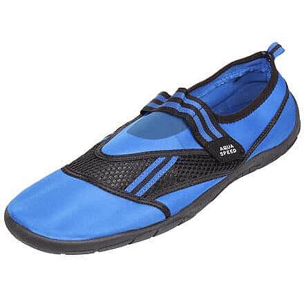 Černo-modré boty do vody Jadran 25, Aqua-Speed