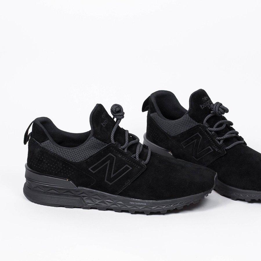 Černé pánské tenisky Nike - velikost 43 EU