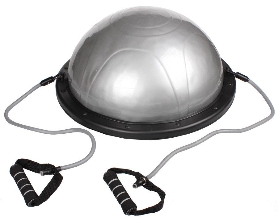 Balanční podložka - Merco Silver balanční míč stříbrná