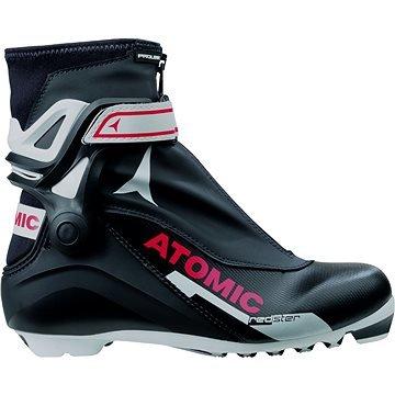 Černé dětské boty na běžky Atomic - velikost 36 EU