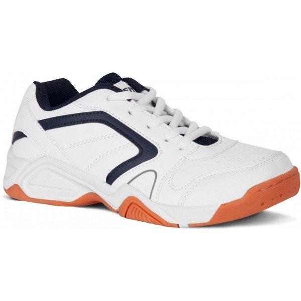 Bílá dětská sálová obuv Kensis - velikost 38 EU
