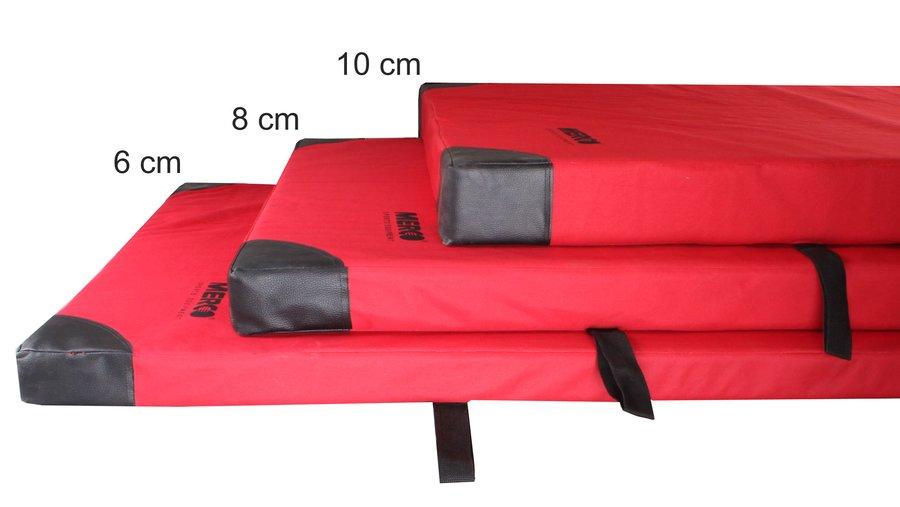 Žíněnka Merco - délka 200 cm, šířka 100 cm a tloušťka 10 cm