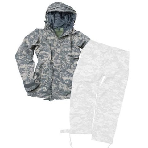Vojenská bunda - Bunda US MT-plus trilaminát ACU DIGITAL