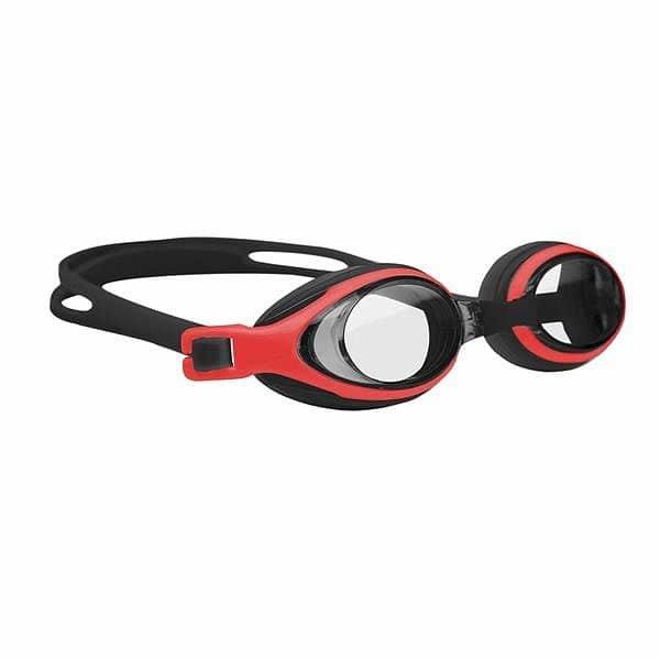 Černé plavecké brýle F-1600 AF, SPURT