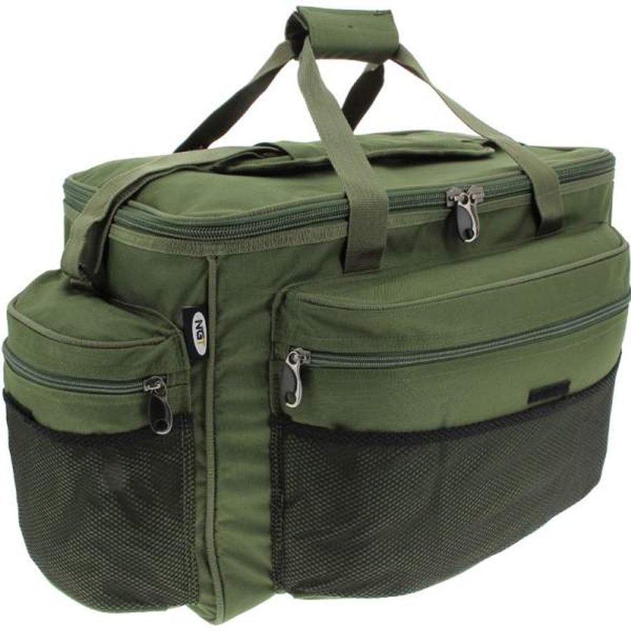 Zelená rybářská taška NGT
