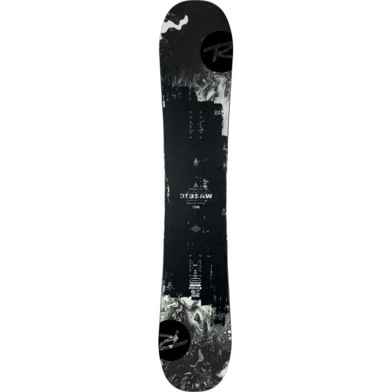 Snowboard bez vázání Rossignol - délka 158 cm