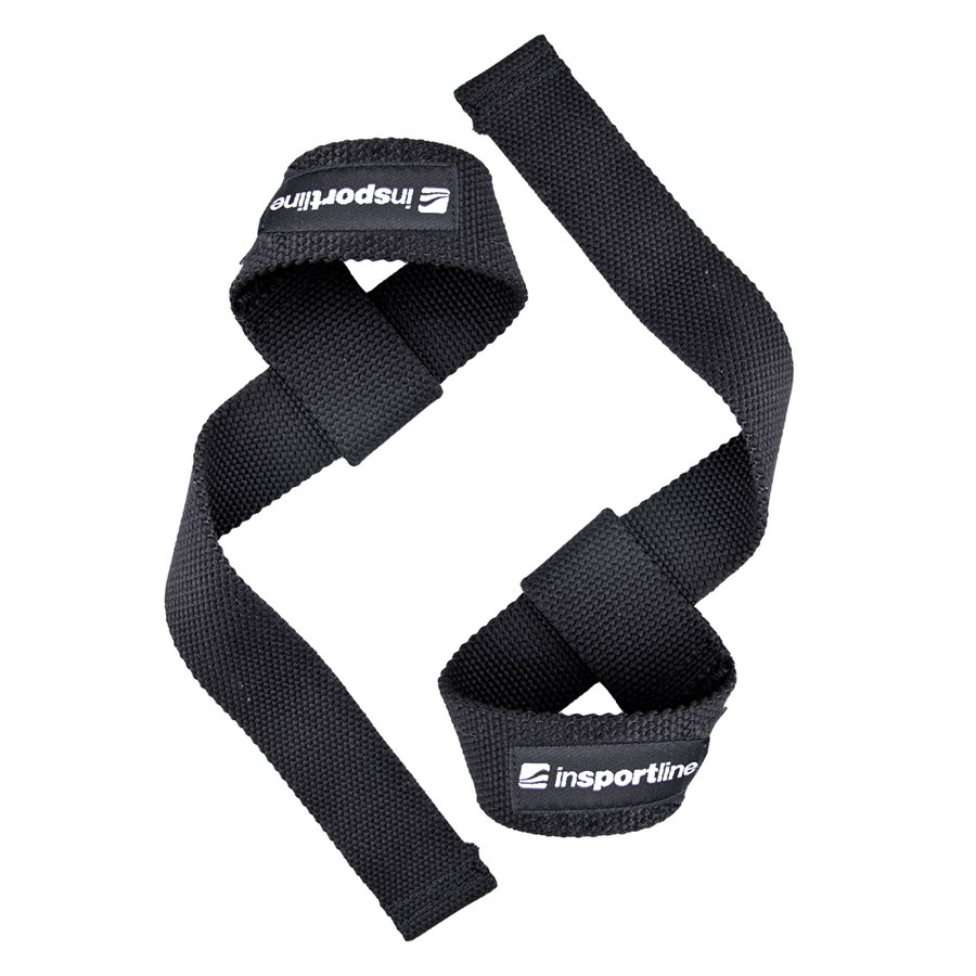 Černá trhačka inSPORTline - délka 50 cm