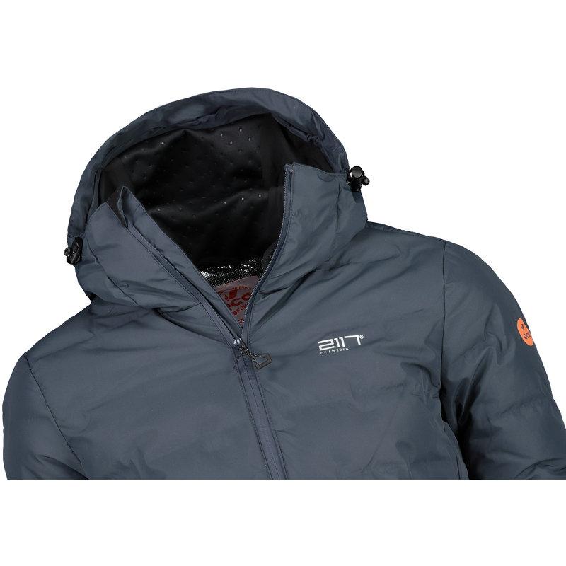 Hnědá pánská lyžařská bunda 2117 of Sweden