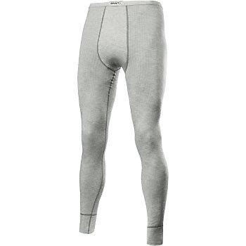 Šedé dětské funkční kalhoty Craft