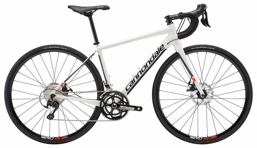 Silniční bicykl Cannondale