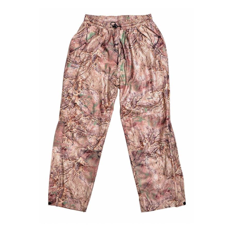 Maskáčové pánské rybářské kalhoty Phantom EX Camo, Tandem Baits