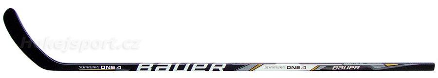 Hokejka - Kompozitová hůl Bauer Supreme 160 Youth Provedení: pravá P92, flex 40