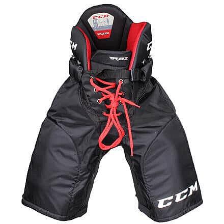 Černé hokejové kalhoty - junior CCM