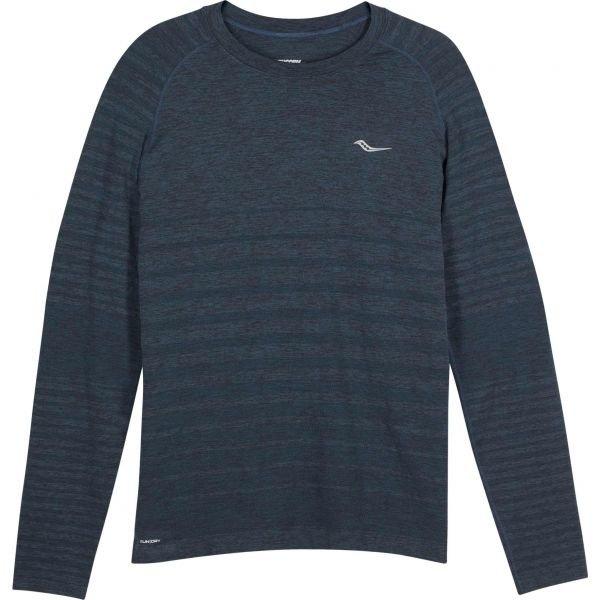 Modré pánské běžecké tričko Saucony