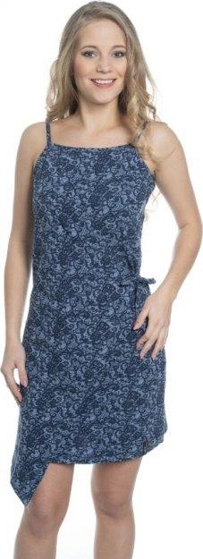 Modré dámské šaty Sam 73 - velikost XS